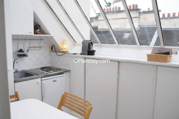 Appartement Bellechasse Studio
