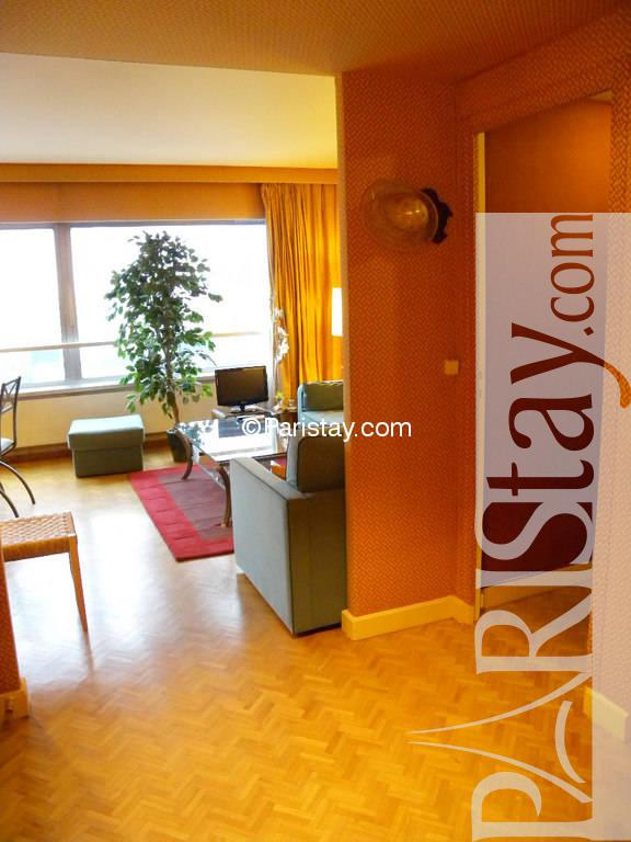 Affordable 1 bedroom apartment for rent short Tour Eiffel ...
