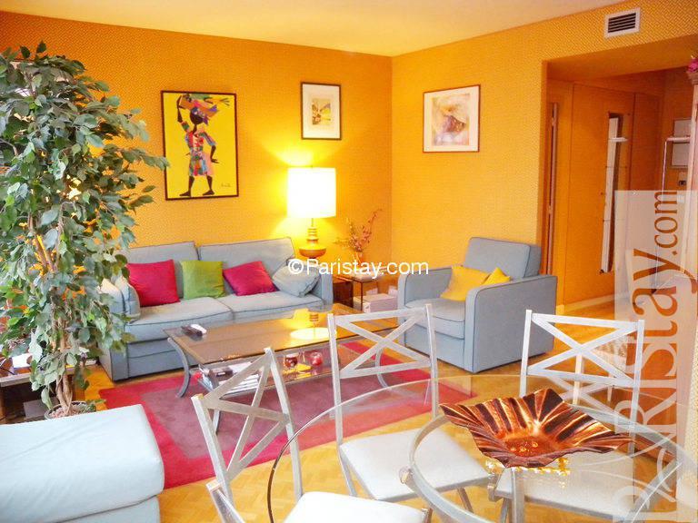 E Affordable 1 Bedroom Apartment For Rent Short Tour Eiffel 75015 Paris Rh  Paristay Com