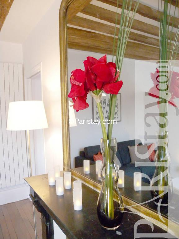 One bedroom furnished champs elysees arc de triomphe 75017 for Decoration 75017