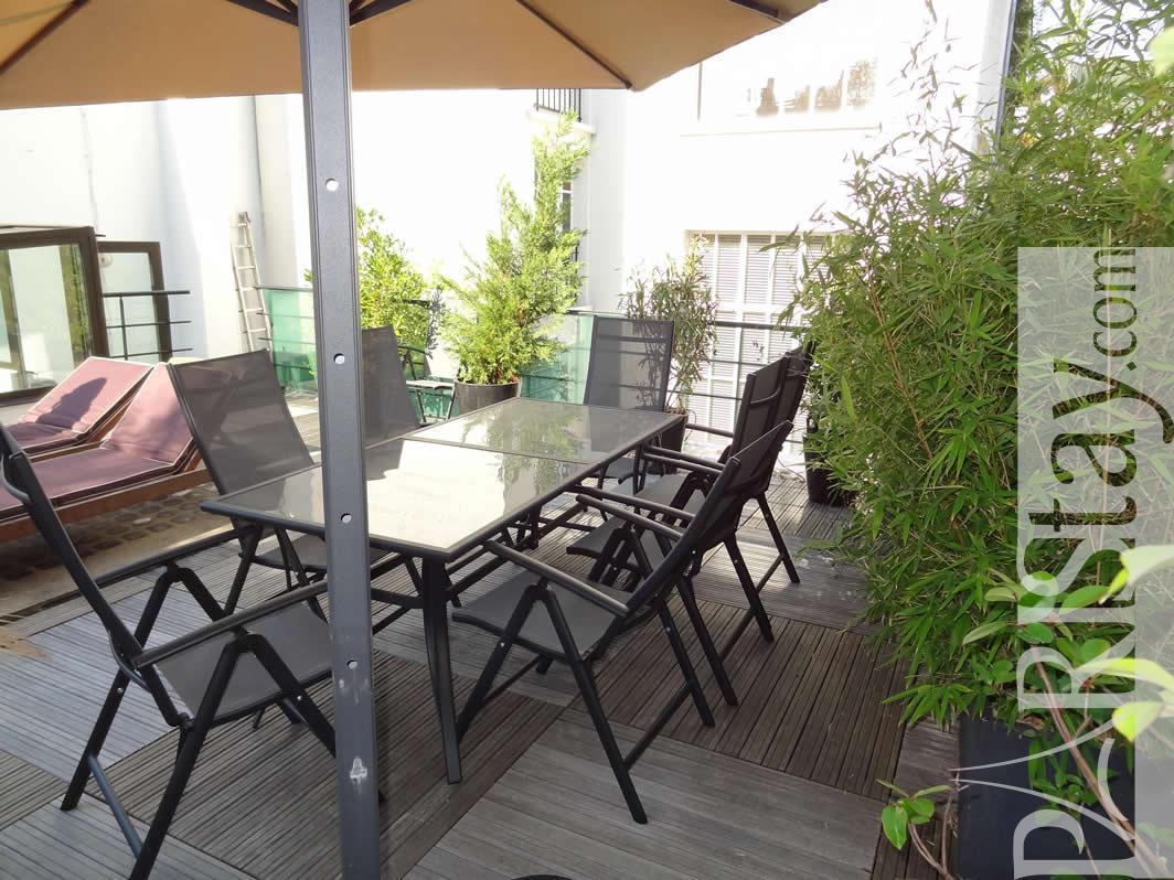 Paris location meubl e maison type t5 hameau des artistes - Maison des artistes paris ...