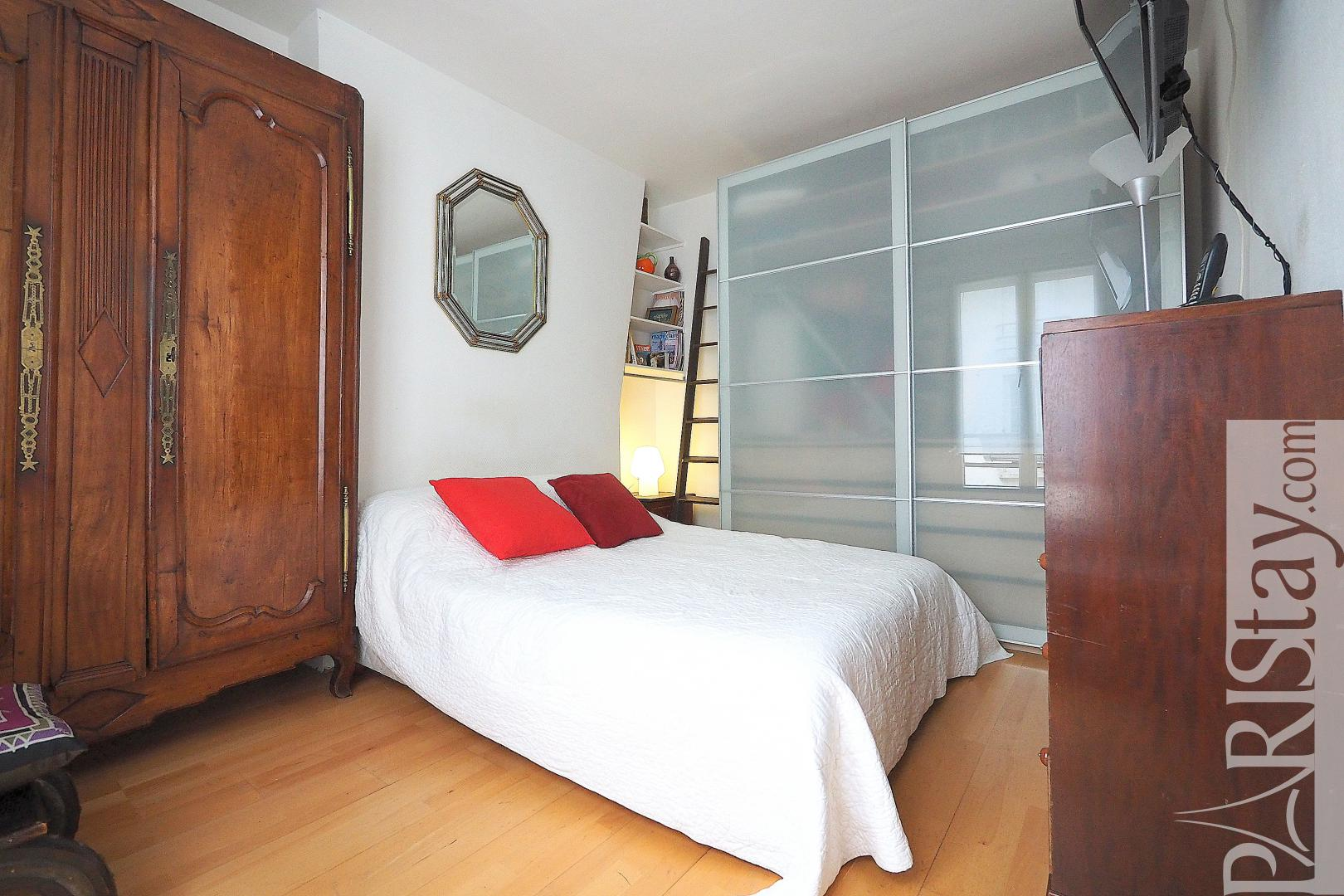 Affordable 1 bedroom apartment for rent Parc Monceau 75017 ...