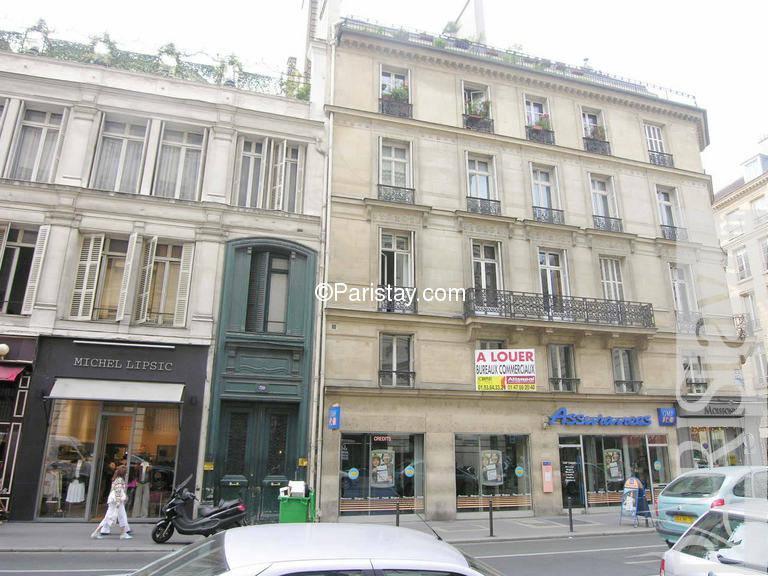 Paris Vacation Apartments St Germain