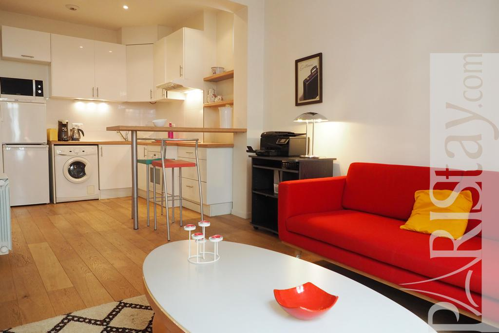 One Bedroom Apartment In Paris Long Term Maison De La Radio 75016