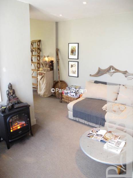 One Bedroom Loft Apartment Long Term Renting Paris Montparnasse 75014 Paris