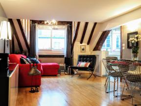 Apartment Rousseau St Honore - 1 bedroom