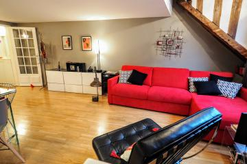 Apartment Rousseau St Honore