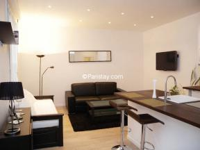 Apartment Richelieu Palais Royal - studio