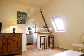 Appartement Pereire Ternes Studio