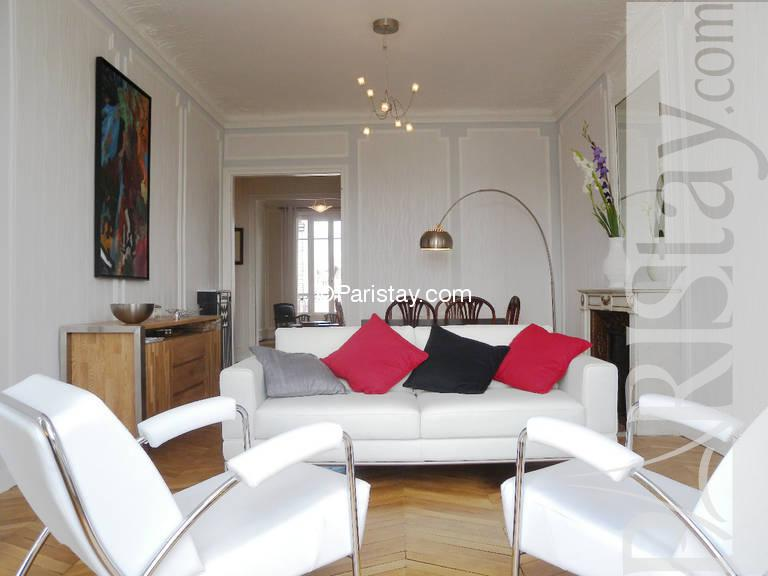 3 Bedroom Luxury Apartment Vacation Jardin Du Luxembourg 75005 Paris
