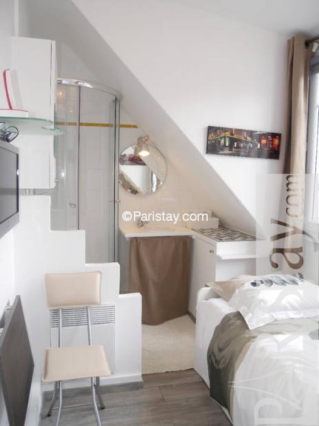 paris location meubl e appartement t1 etudiant studio. Black Bedroom Furniture Sets. Home Design Ideas