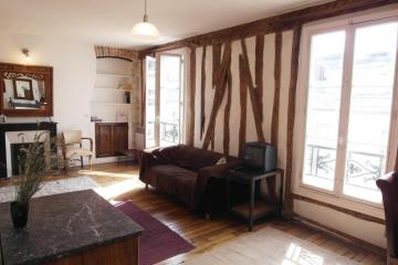 Appartement Bastille Alcove Studio