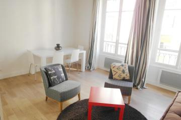 Apartment Geoffroy L'Angevin