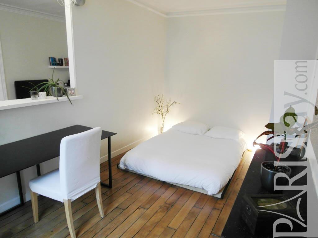 Paris location meubl e appartement type t2 juliette st martin - Chambre a coucher mobel martin ...
