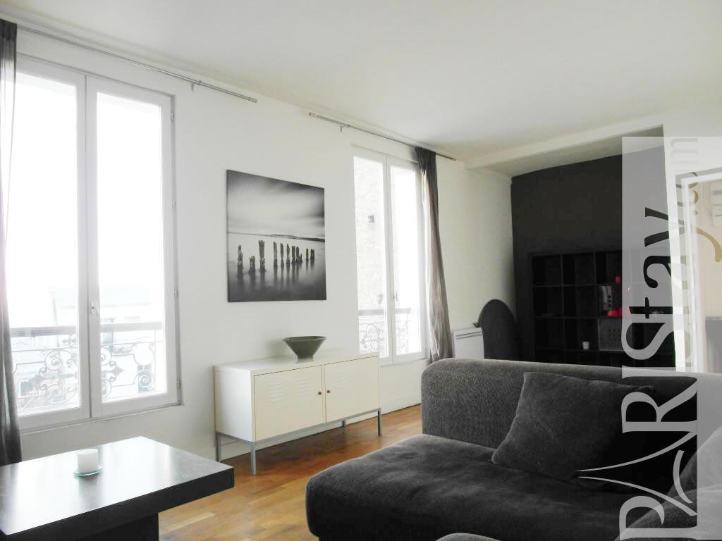 1 Bedroom Housing In Paris Long Term Renting Montmartre 75018 Paris