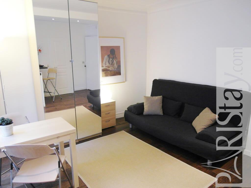 Studio Short Term Rent Paris Lettings Mouffetard 75005 Paris