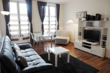 Apartment Bastille Thiere 1 Bed