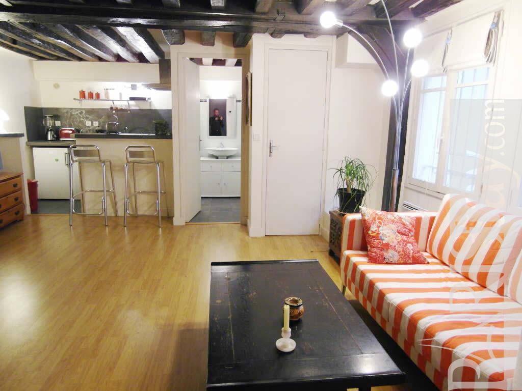 paris location meubl e appartement type t1 studio beauregard montorgueil. Black Bedroom Furniture Sets. Home Design Ideas
