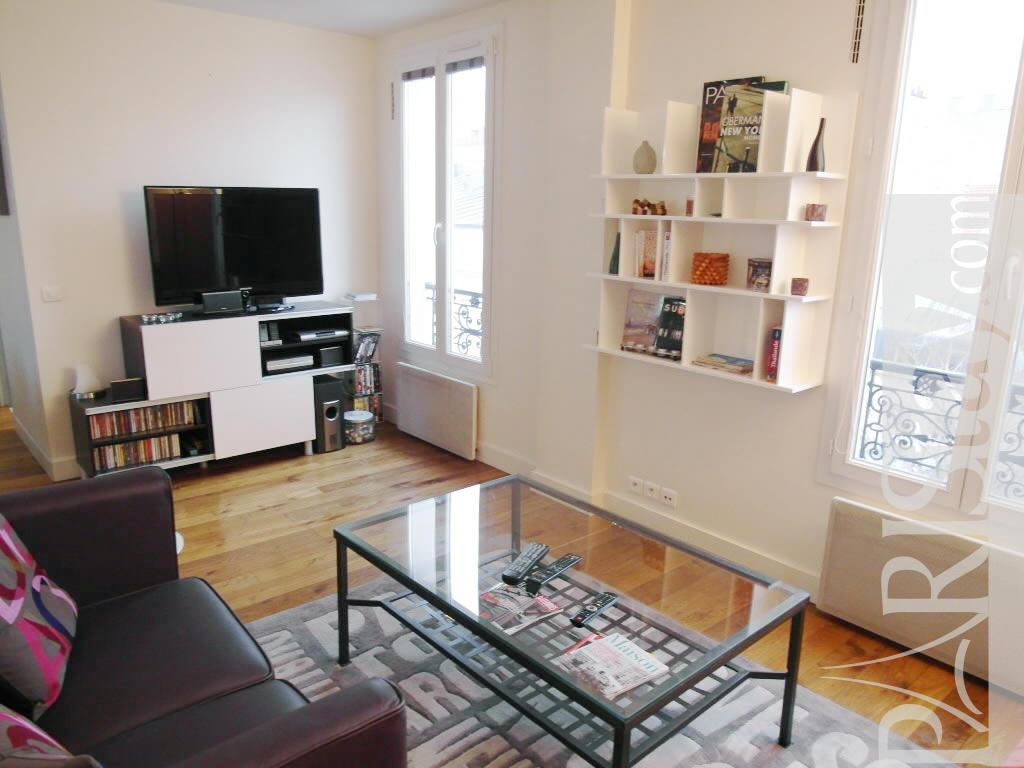 1 bedroom flat in paris short term rental Montparnasse Paris