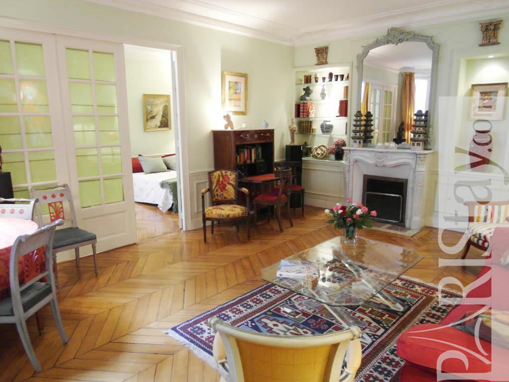 Paris location meubl e appartement type t3 saint honore for Location paris luxe