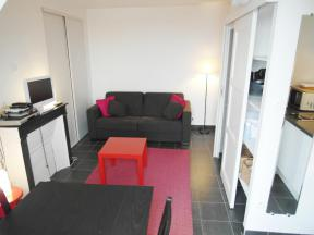 Appartement Rochechouart Anvers - T1 studio