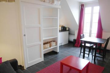 Apartment Rochechouart Anvers