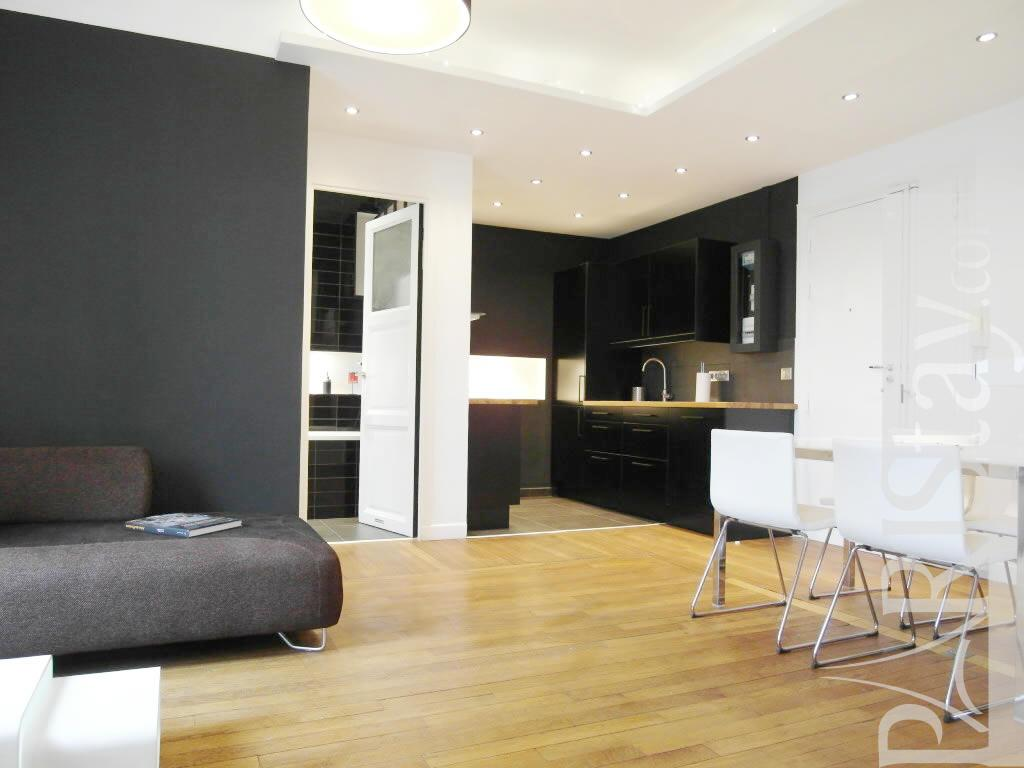 1 bedroomed apartment long term for rent paris 14th