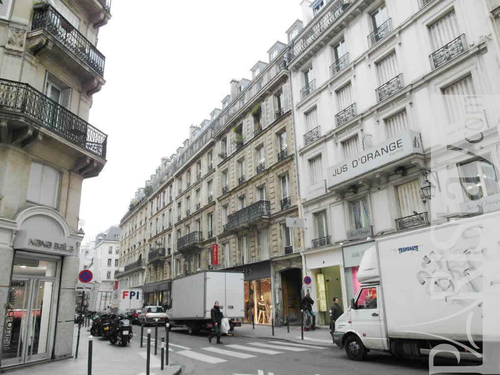 loft luxury apartment long term rental paris sentier 75002 paris. Black Bedroom Furniture Sets. Home Design Ideas