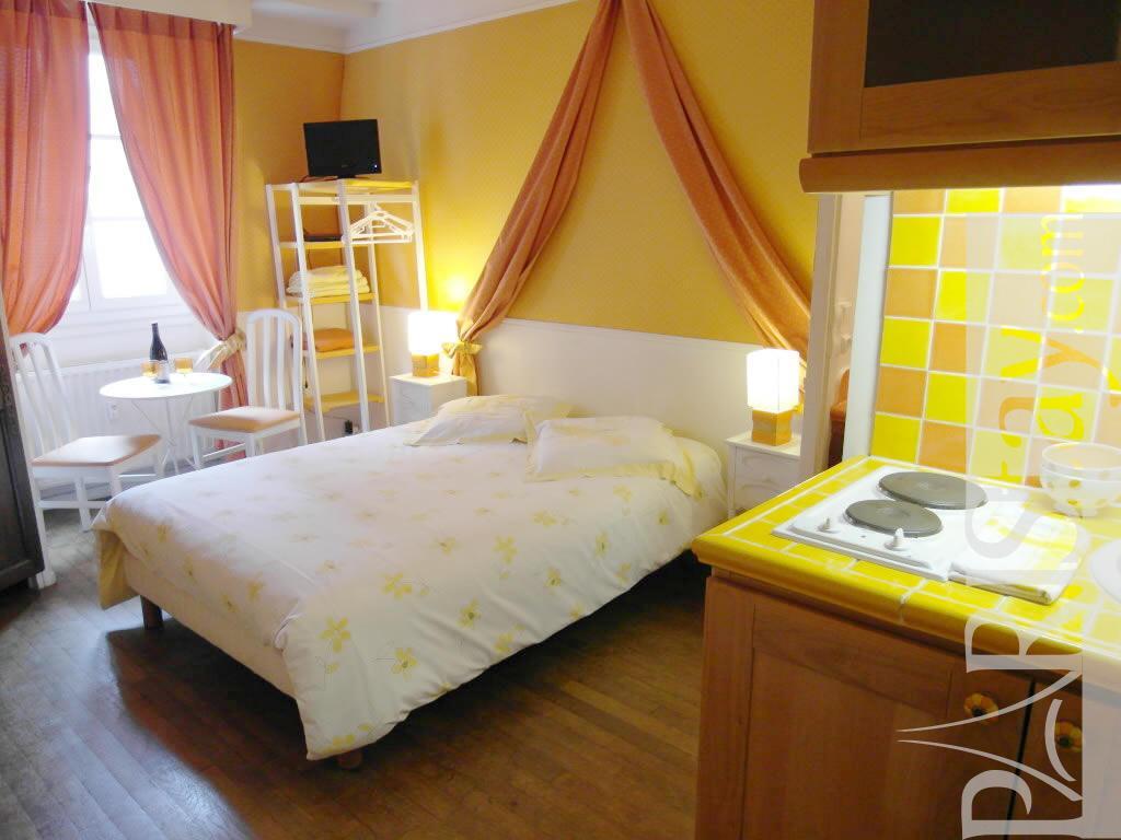 Paris Location Meubl E Appartement Type T1 Studio Le