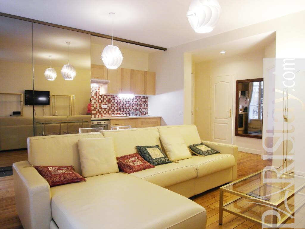1 Bedroom Luxury Apartment Long Term Jardin Du Luxembourg 75006