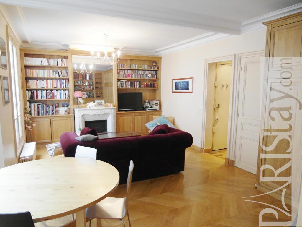 1 Bedroom Flat In Paris Rental Grands Boulevards 75009 Paris