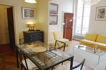 Apartment Saint Sulpice 4 vent