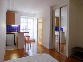 Appartement Pyramides - T1 studio