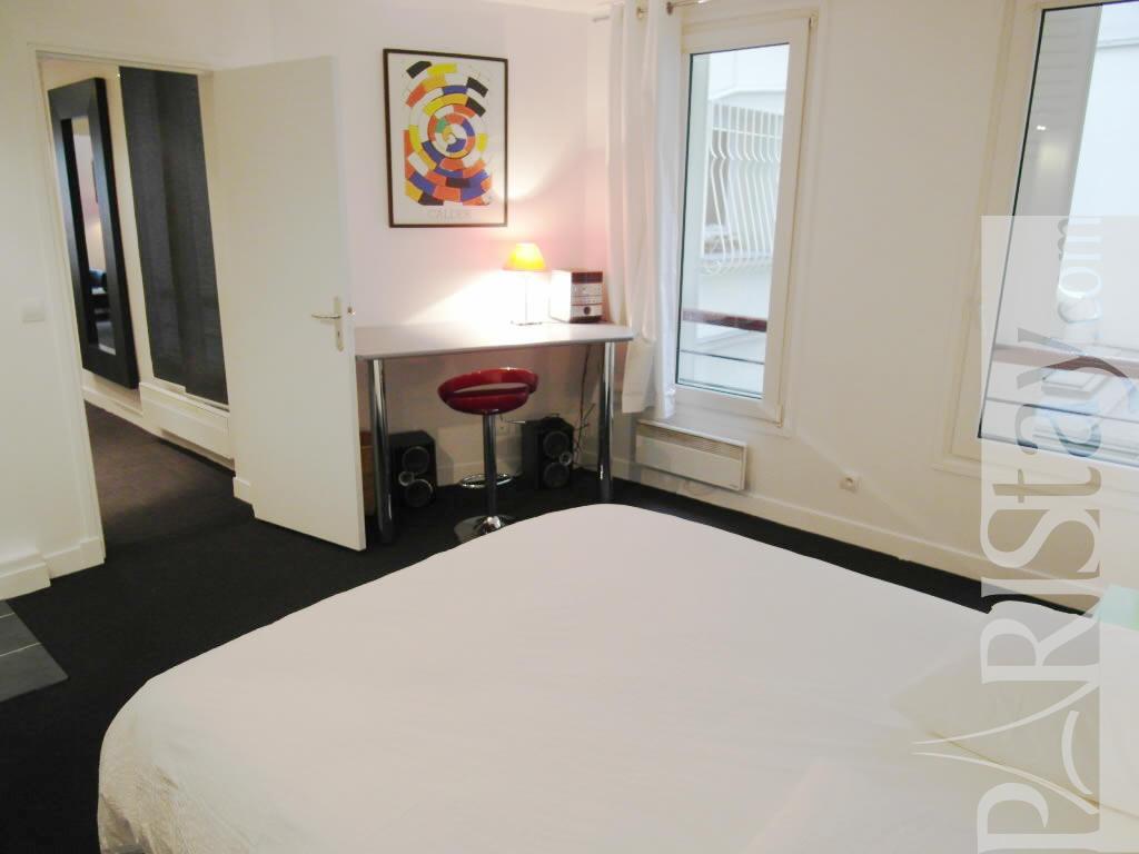 Paris Location Meubl E Appartement Type T3 Saint Lazare 9