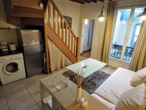 Appartement St Denis Halles Duplex B - type T2