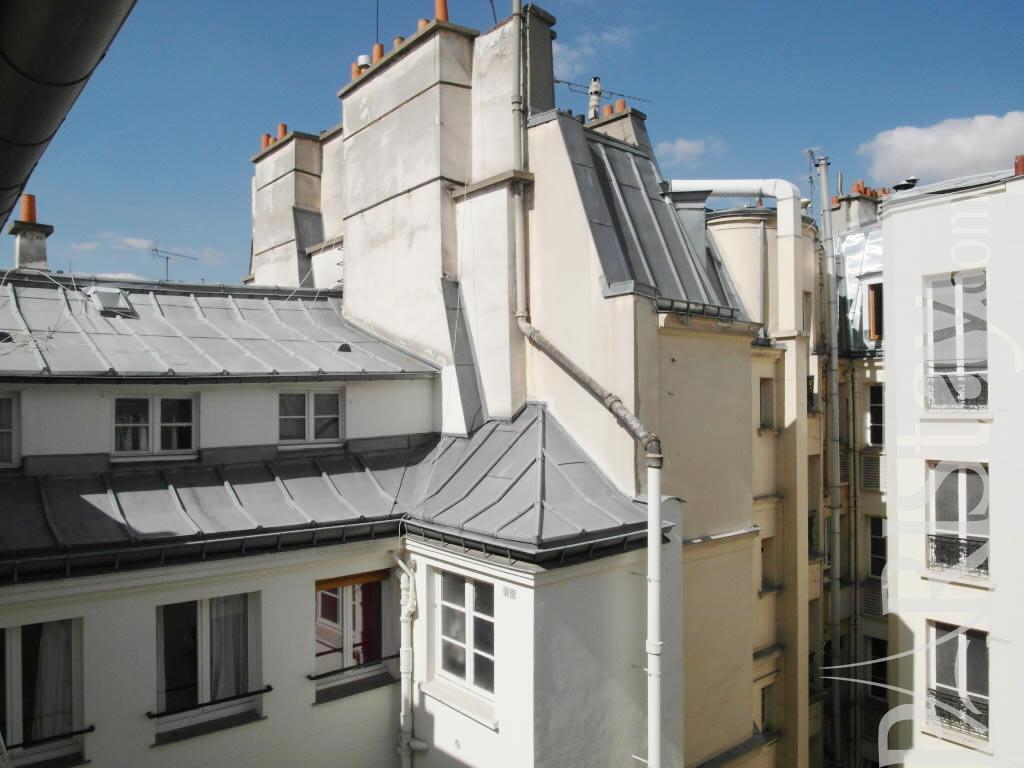 Paris Location Meubl E Appartement Type T2 Saint Louis En