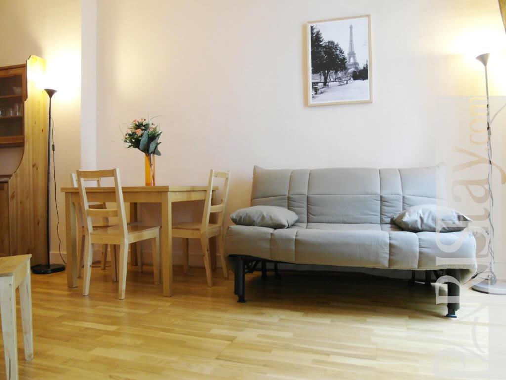 1 Bedroom Apartment Long Term Renting Notre Dame De Paris 75005 Paris