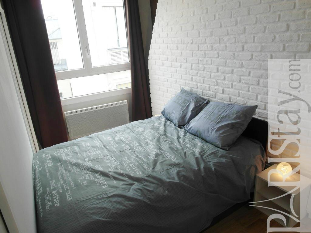 Paris location meubl e appartement type t2 montorgueil cosy for Chambre a coucher cosy