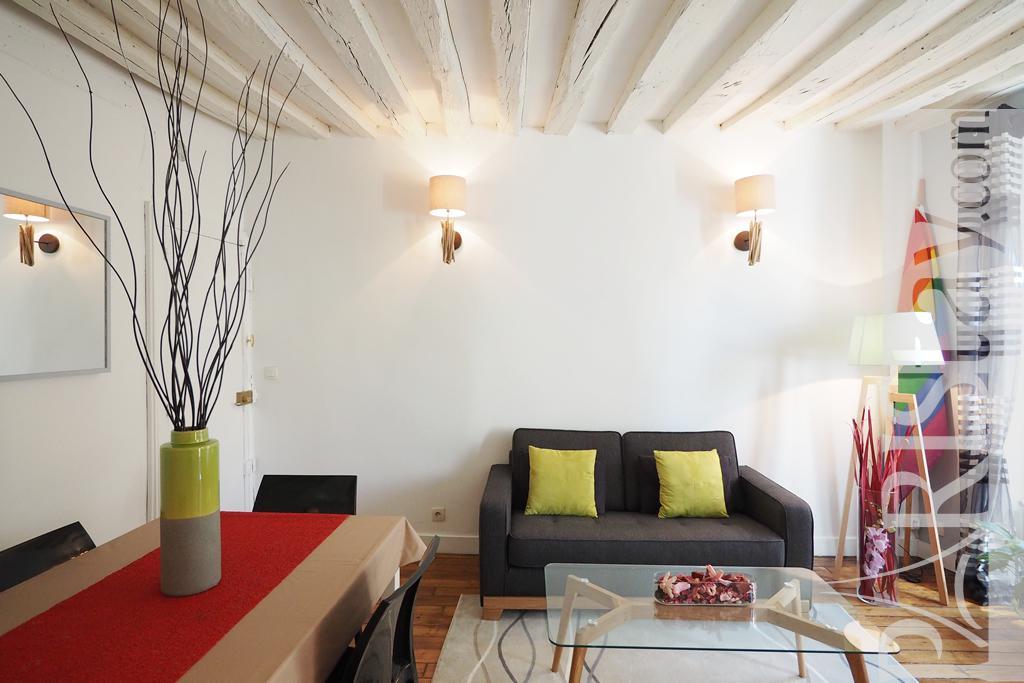 Paris apartment rental in le marais Le Marais 75004 Paris