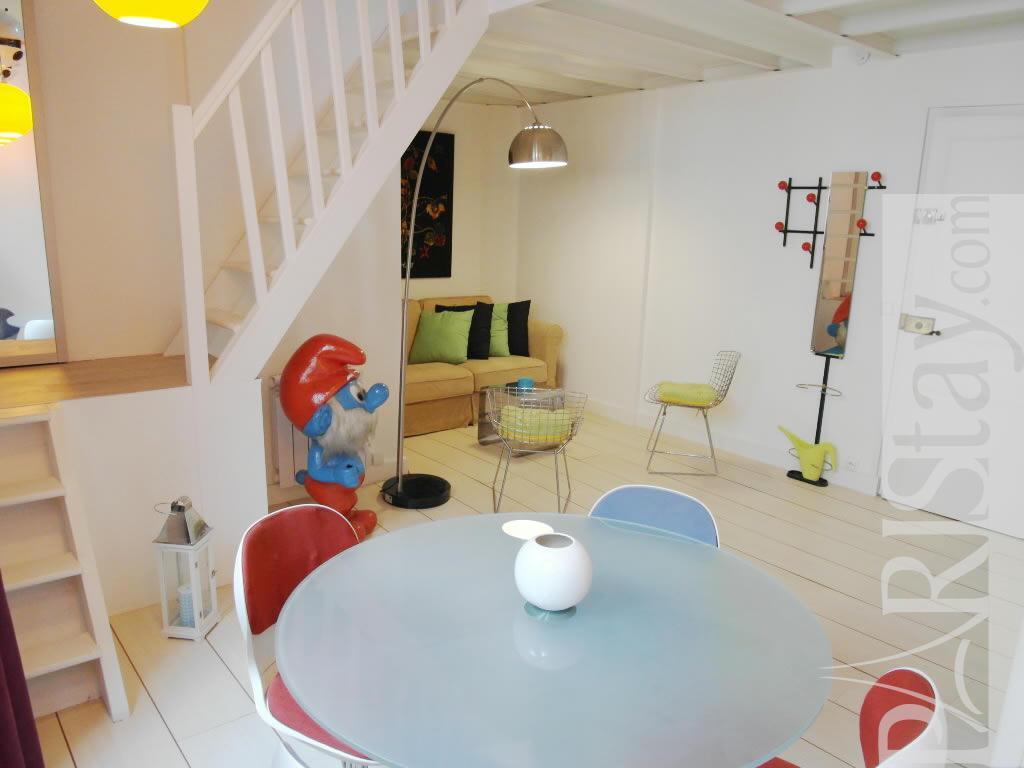 Tiny Apartment Garden: Waaaat? SABO Project transforms Paris apartment with m...