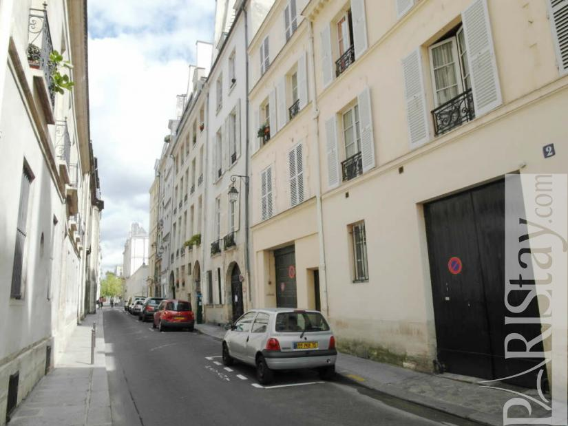Paris location meubl e appartement type t1 studio - Location studette meublee paris ...