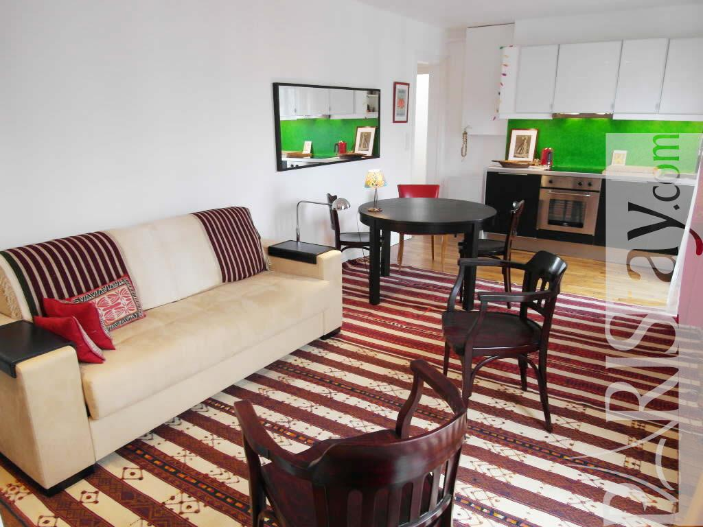 1 Bedroom Apartment Short Term Rentals Paris Bastille 75012 Paris