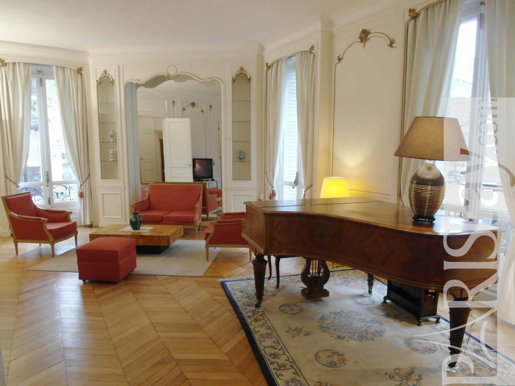 Paris Luxury Apartment Rental Champs Elysees 75016 Paris