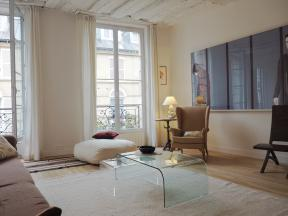 Apartment Rousseau Louvre - 2 bedrooms