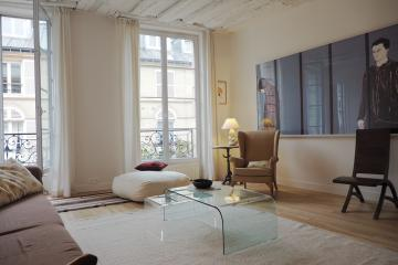 Apartment Rousseau Louvre