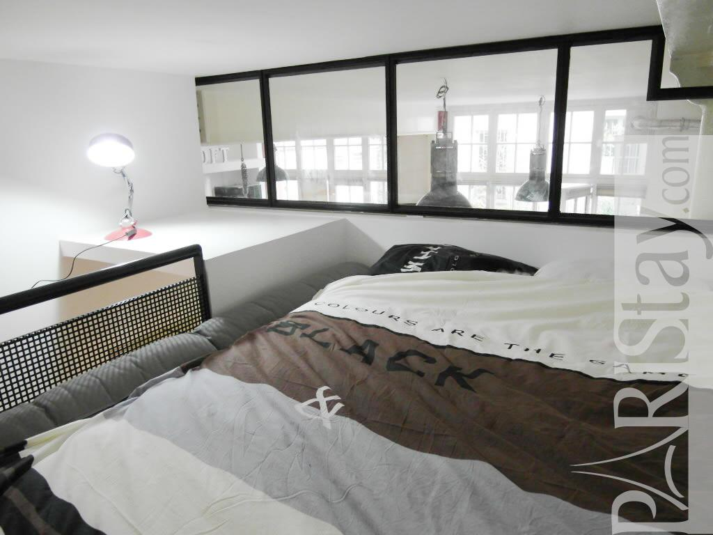 2 bedroom loft long term renting paris bastille 75011 paris for 2 bedroom lofts