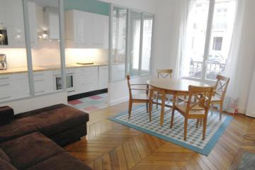 Appartement Jouffroy d'Abbans 2 Bed