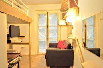 Apartment Cardinet Studette