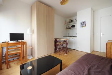 Apartment Observatoire Studio