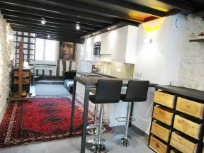 Appartement Jacob St Germain - type T2